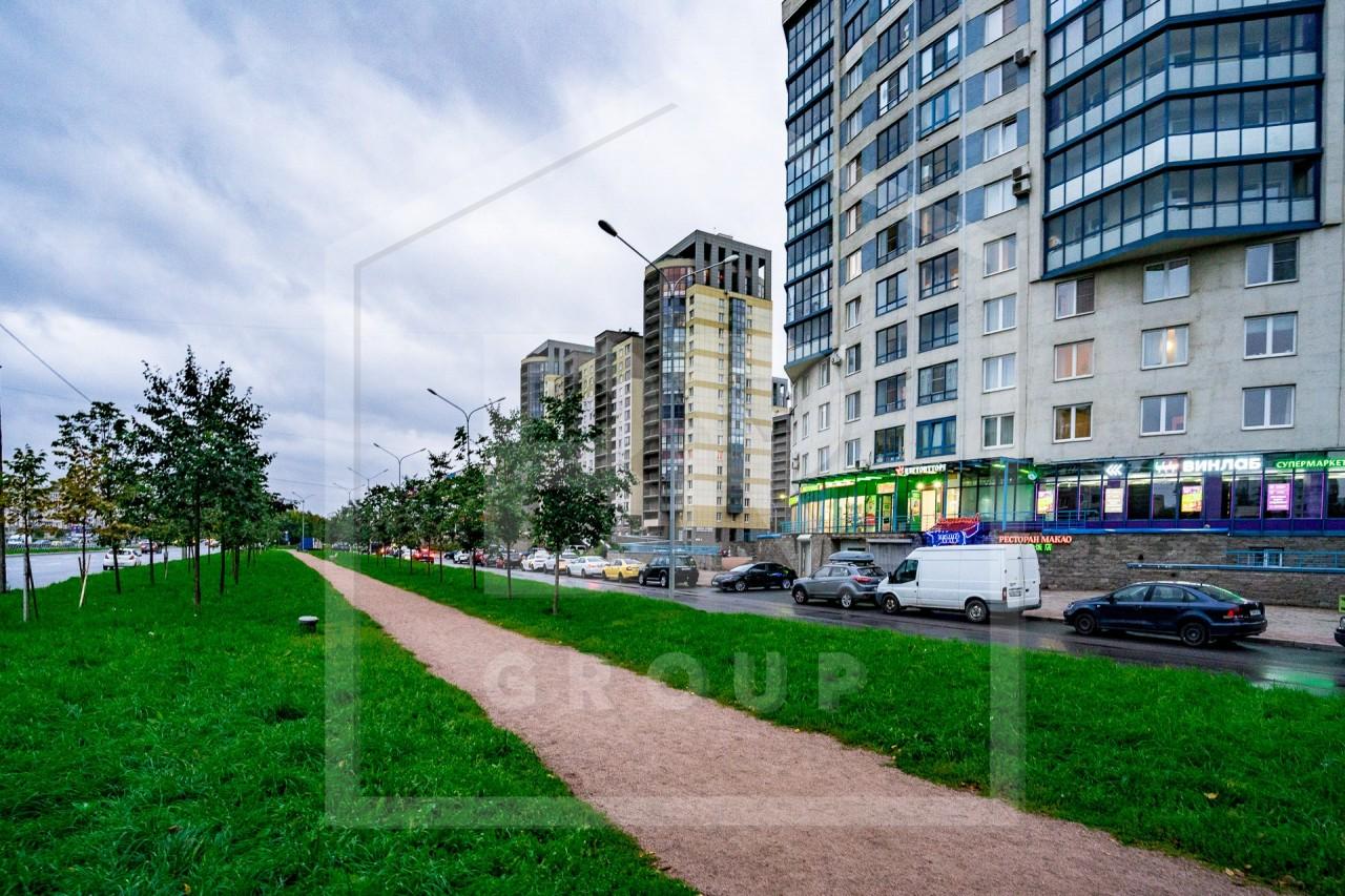 Продажа 1-комнатной квартиры, Санкт-Петербург, Кораблестроителей ул.,  32