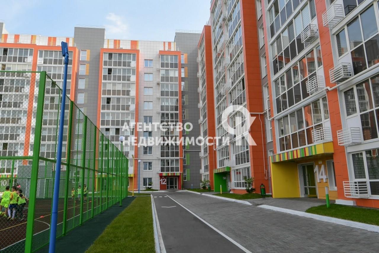 Продажа 2-к квартиры ул. Фикрята Табеева, д. 5