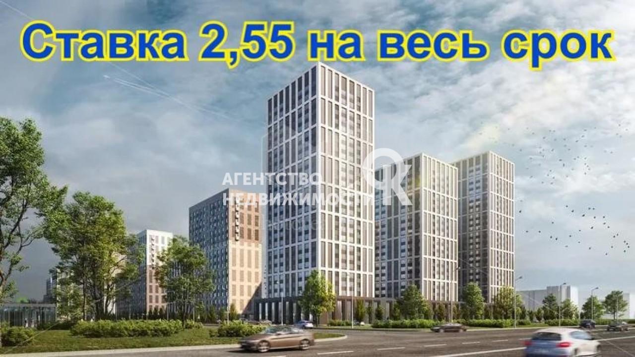 Продажа 1-к квартиры ул. Сабира Ахтямова, д. 1, корп. 1