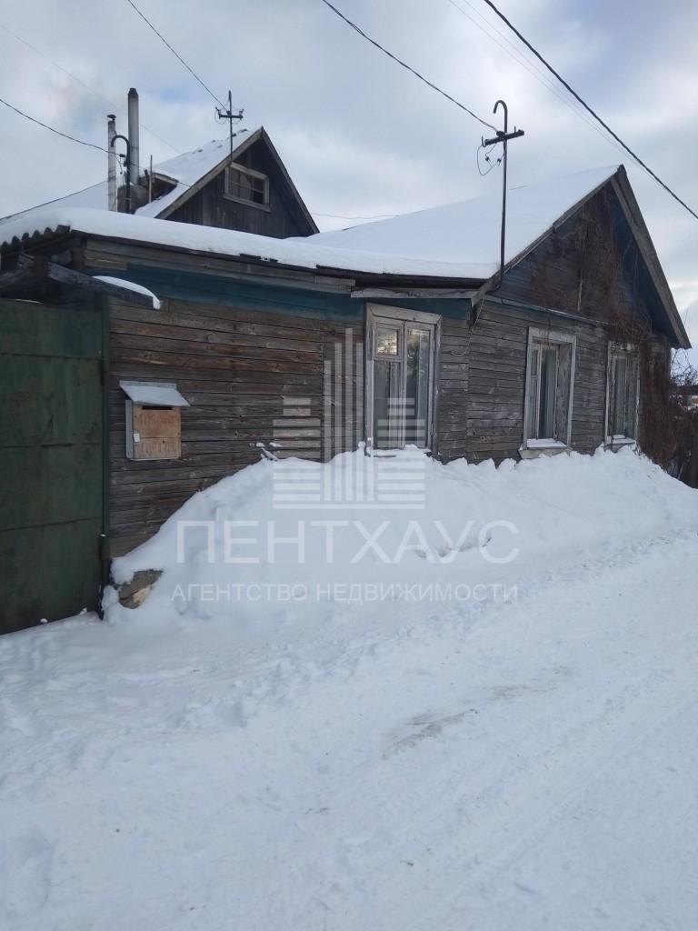 г. Владимир, Красносельская ул., 103б, дом деревянный с участком 1.00 сотка на продажу