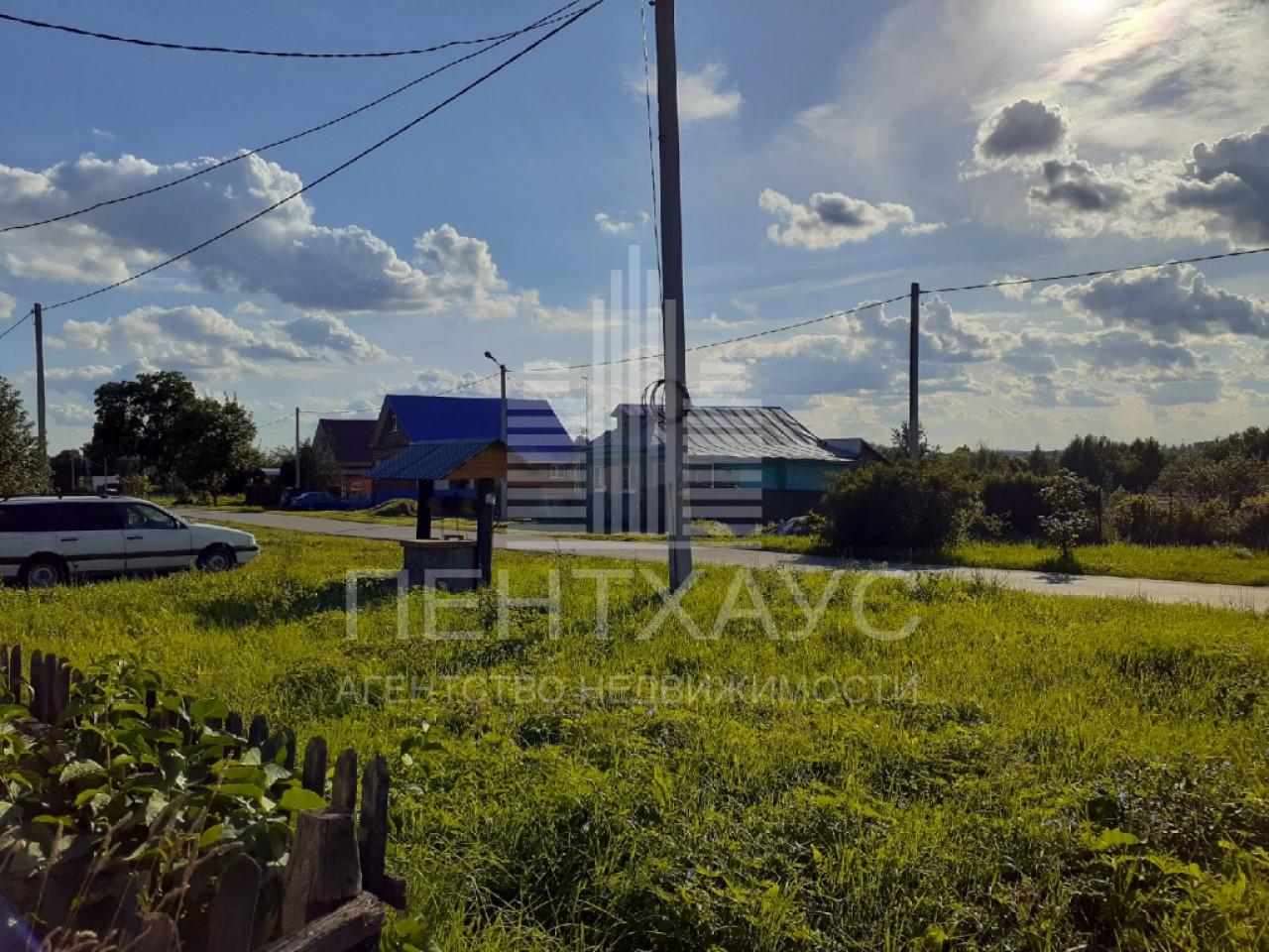 Рукав д., , дом деревянный с участком 36.00 сотка на продажу