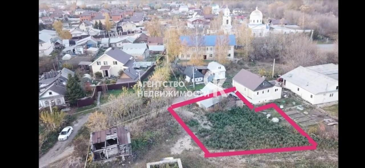 Продажа  участка Республика Татарстан, г. Казань, Владимирская 1-я ул., д.36