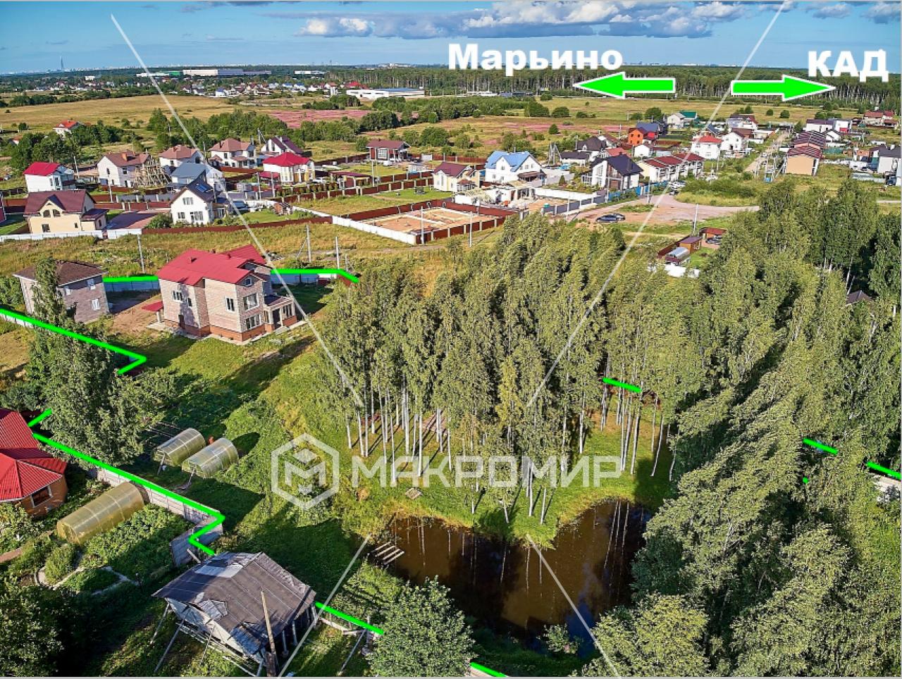 Ленинградская область, Ломоносовский, Владимировка д., Гвардейская ул.