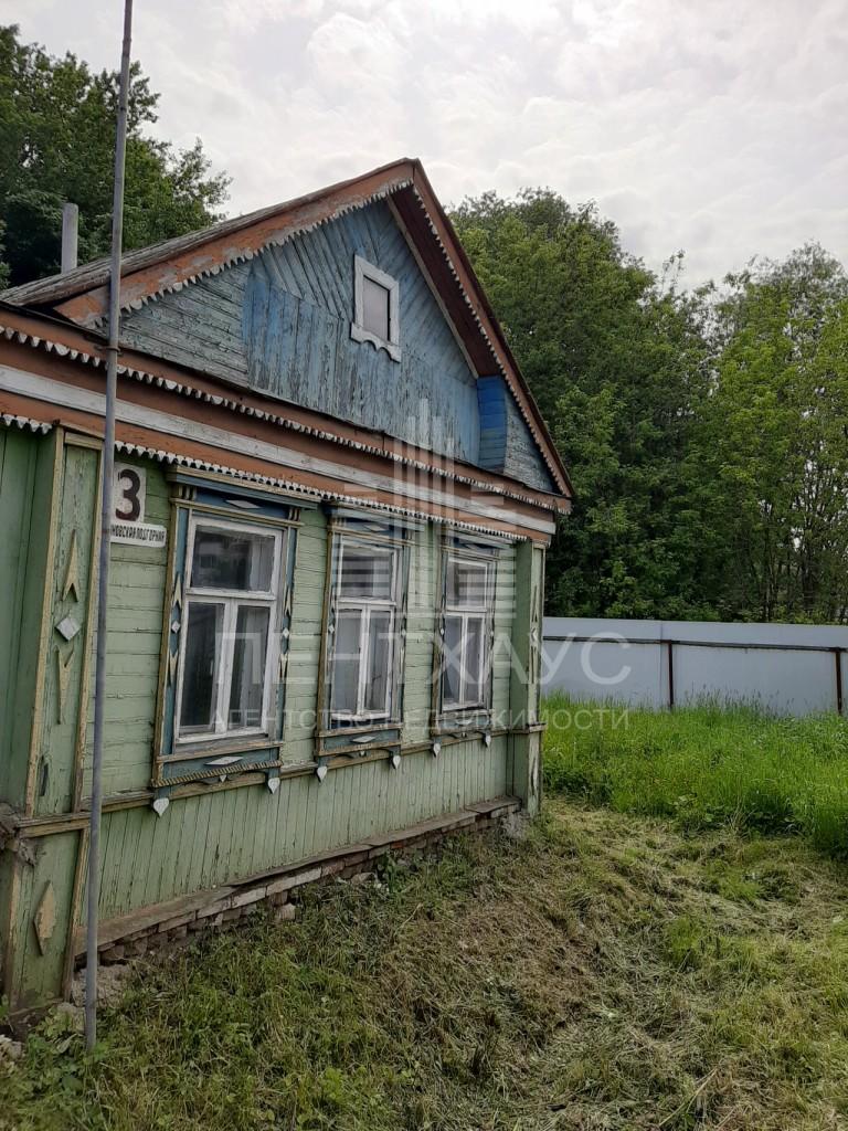 г. Владимир, Ивановская-Подгорная ул., 3, дом деревянный с участком 8.00 сотка на продажу