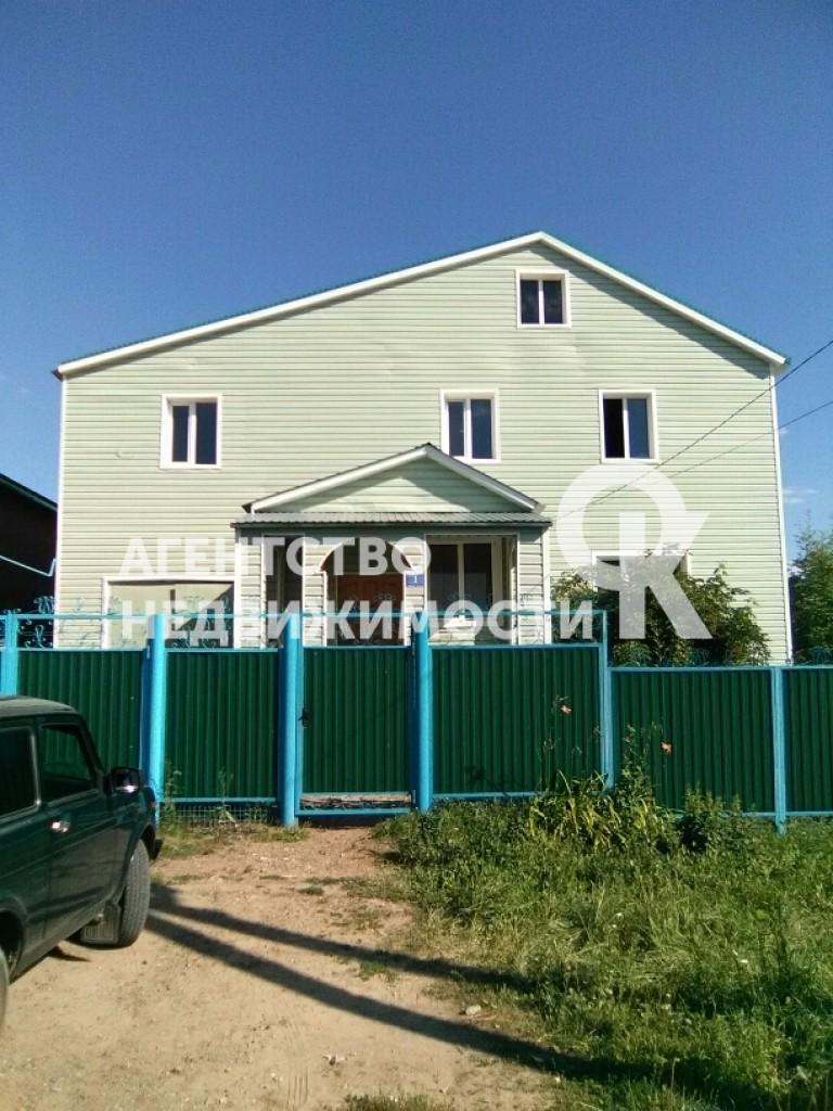 Продажа  дома Республика Татарстан, г. Арск, Г.Баширова ул., д.1