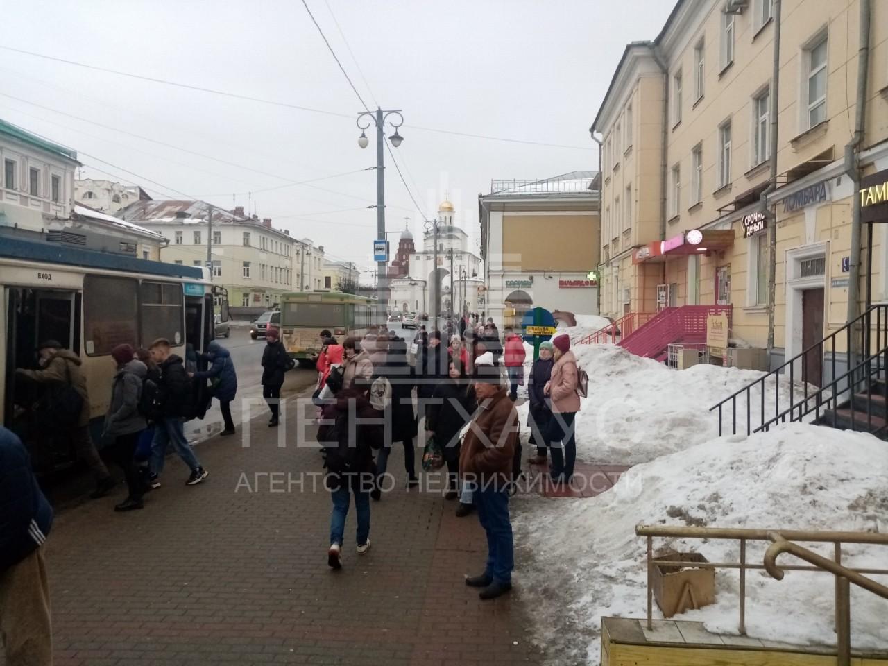 г. Владимир, Большая Московская ул., 9,  на продажу