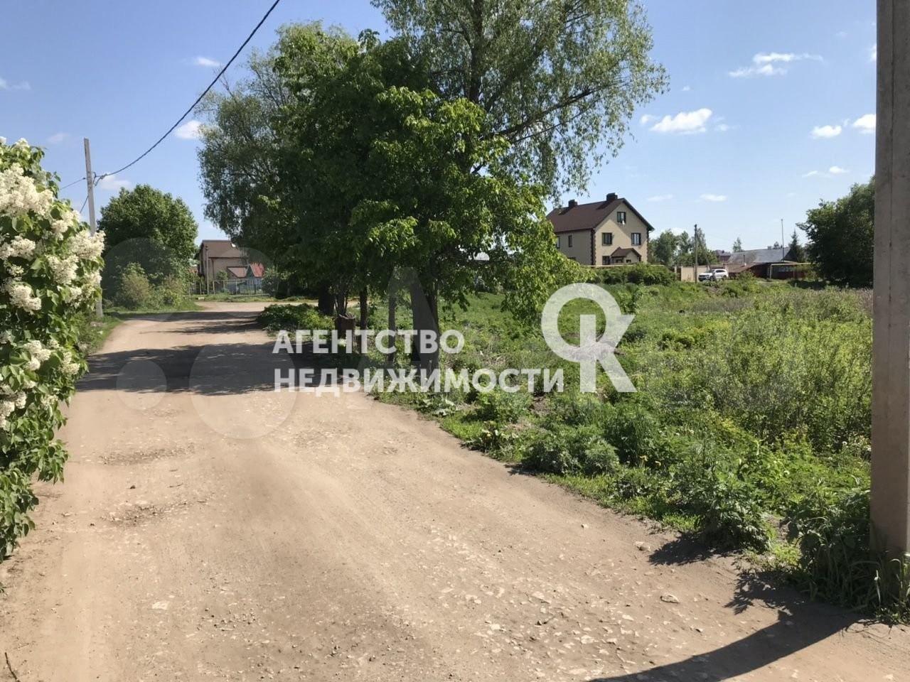 Продажа  участка Республика Татарстан, Малые Кабаны с., Советская ул.