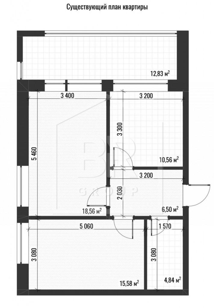 Продажа 2-комнатной квартиры, Мистолово, Горная ул.,  13