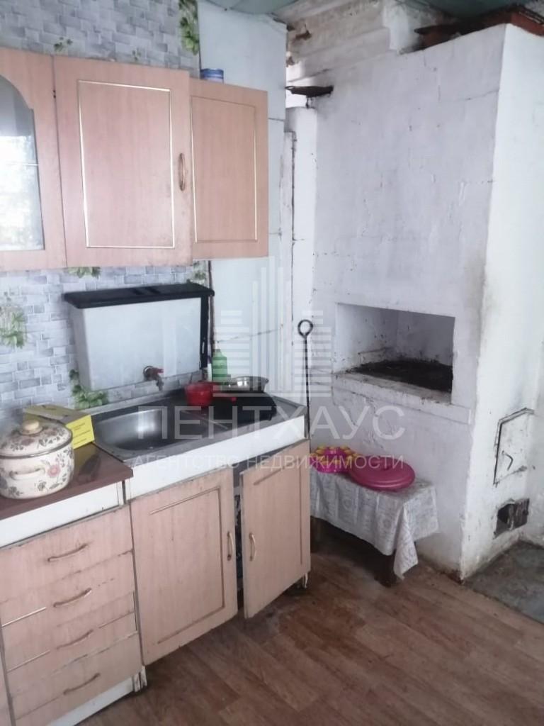 Большое Борисово с., Полевая ул., 3, дом деревянный с участком 18.00 сотка на продажу