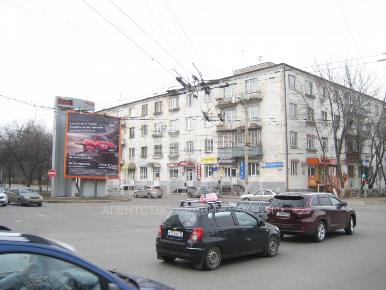 г. Владимир, Мира ул., 53,  в аренду