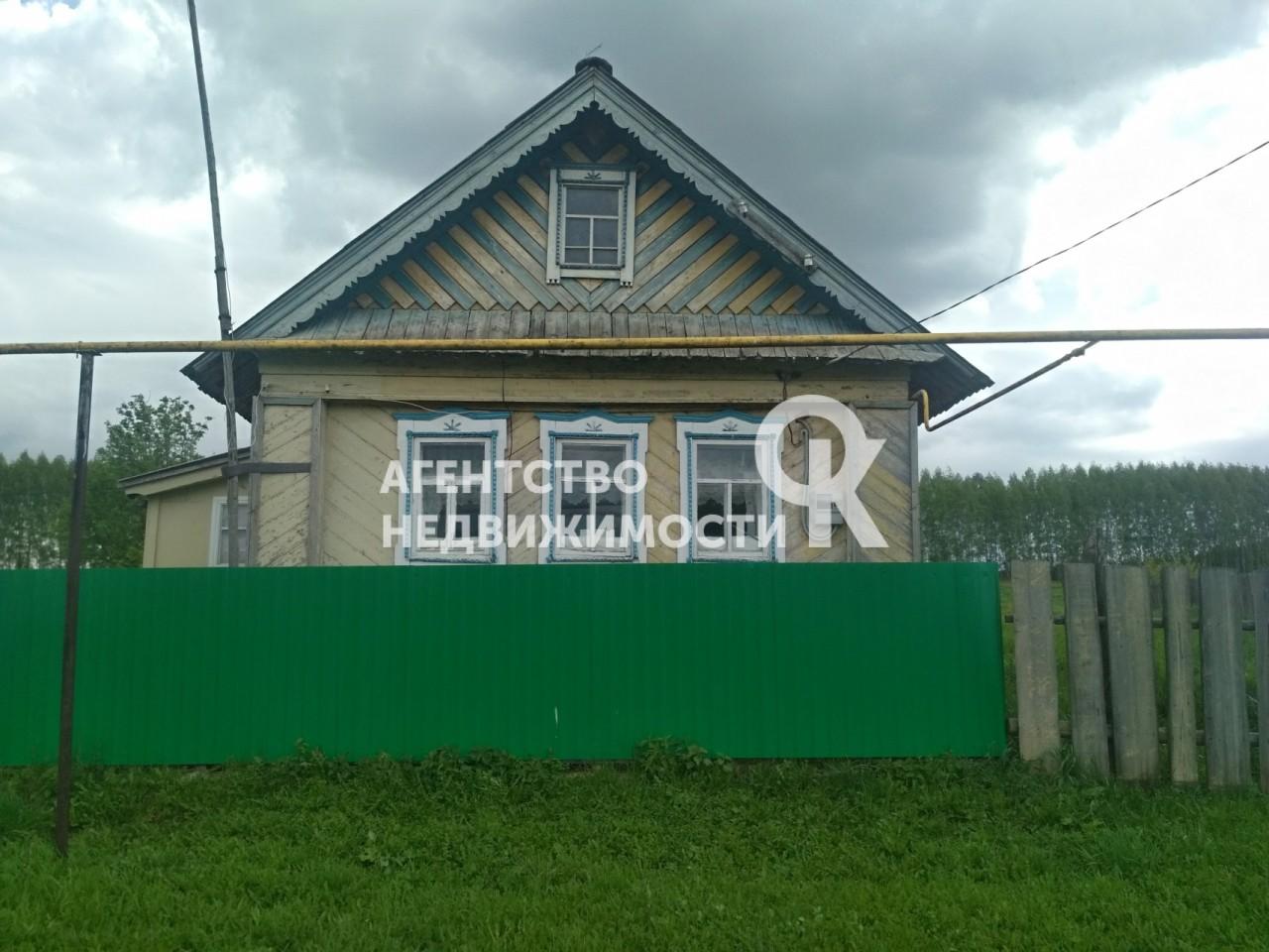 Продажа  дома Республика Татарстан, Угез-Елга д., Зеленая ул., д.9