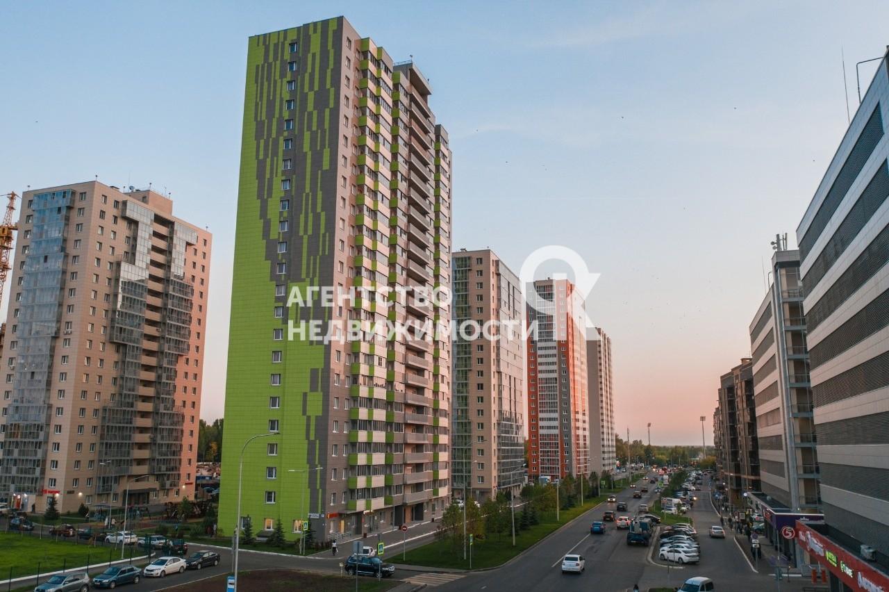 Продажа 3-к квартиры ул. Рауиса Гареева , д. 107