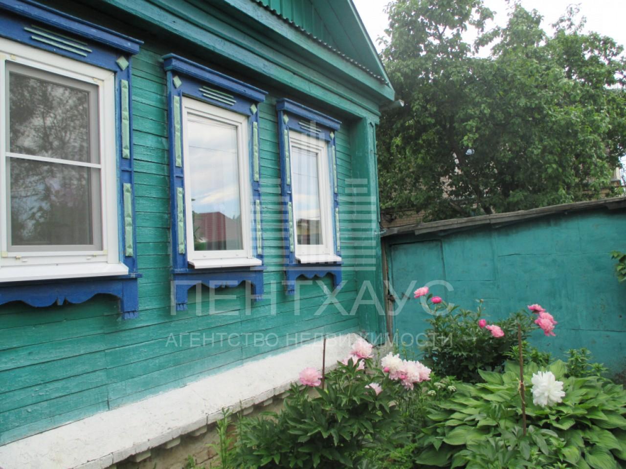 г. Владимир, 1-я Линия ул., дом деревянный с участком 6.00 сотка на продажу