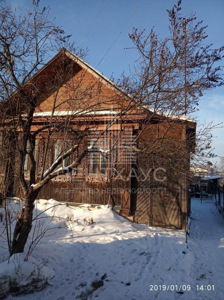 г. Муром, Школьная ул., 20, дом деревянный с участком 4.00 сотка на продажу