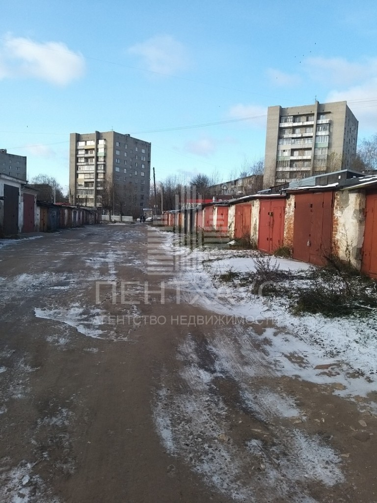 г. Владимир, Балакирева ул., гараж на продажу