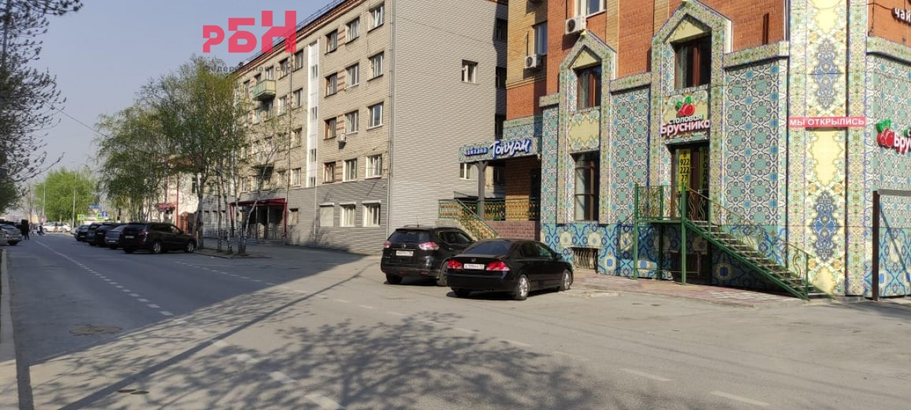 Продажа коммерческой недвижимости, 400м <sup>2</sup>, Тюмень, Красина ул.,  7
