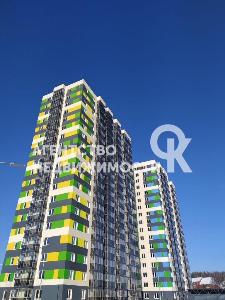 Продажа 3-к квартиры ул. Архитектора Гайнутдинова, д. 26, корп. 3