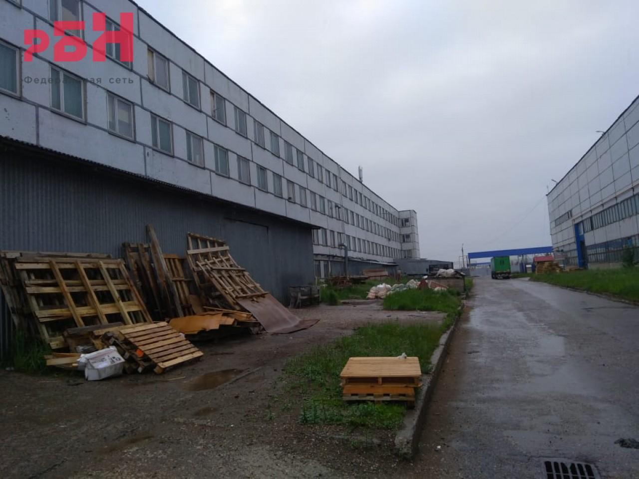 Продажа коммерческой недвижимости, 9057м <sup>2</sup>, Ульяновск, Инженерный 7-й проезд,  1