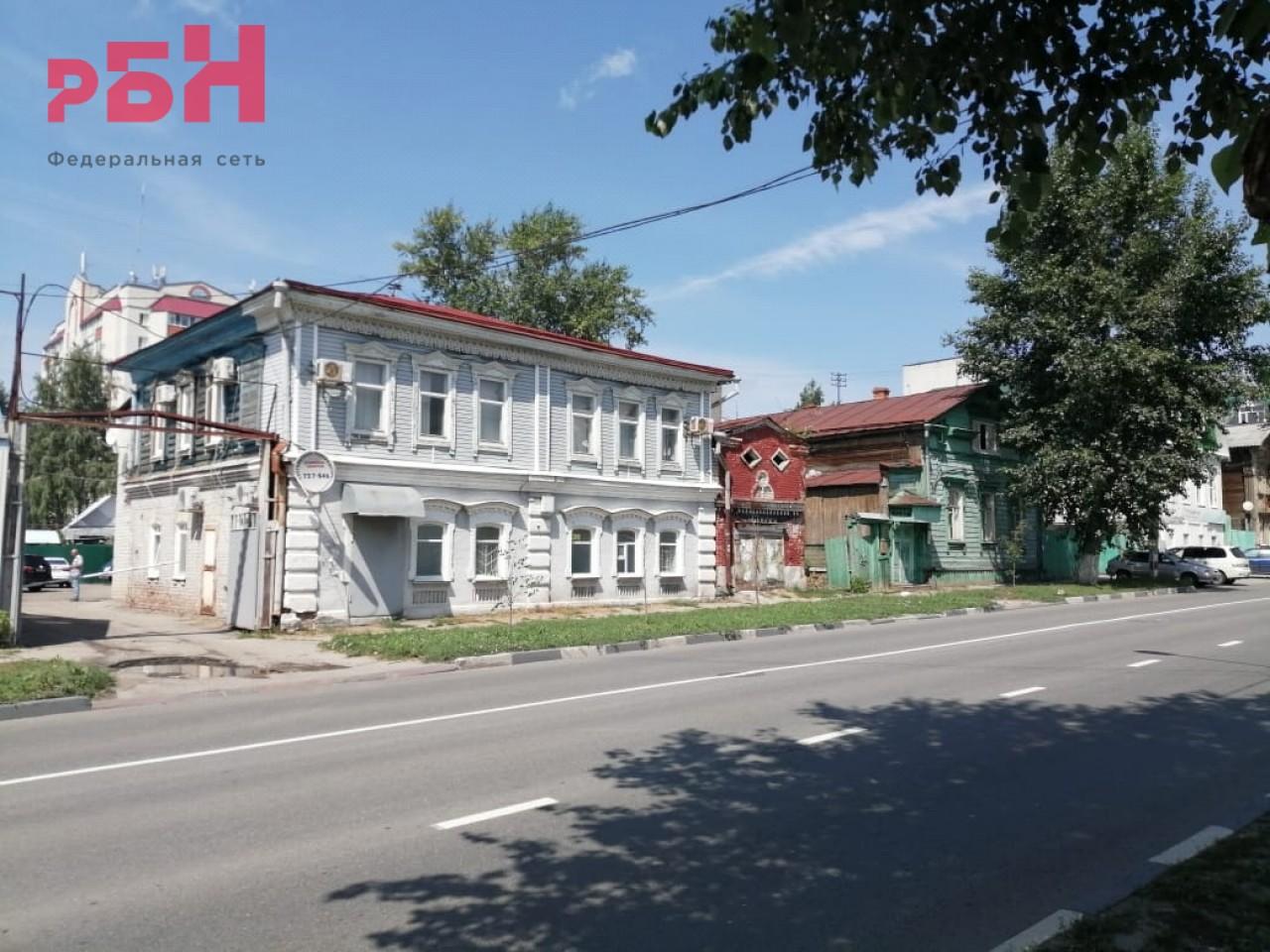 Продажа коммерческой недвижимости, 227м <sup>2</sup>, Ульяновск, Крымова ул.,  47