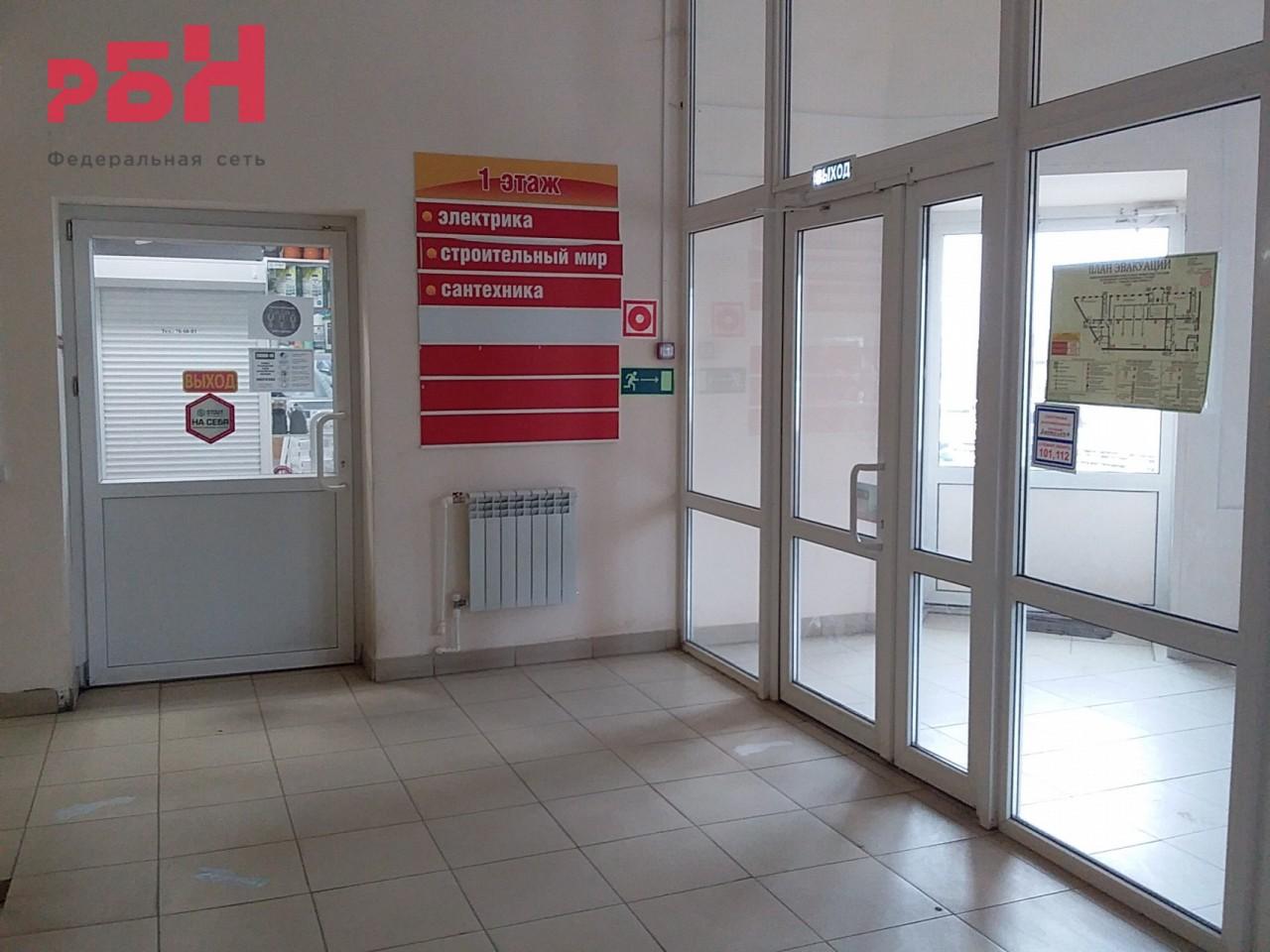 Аренда коммерческой недвижимости, 190м <sup>2</sup>, Ульяновск, Репина ул.,  8