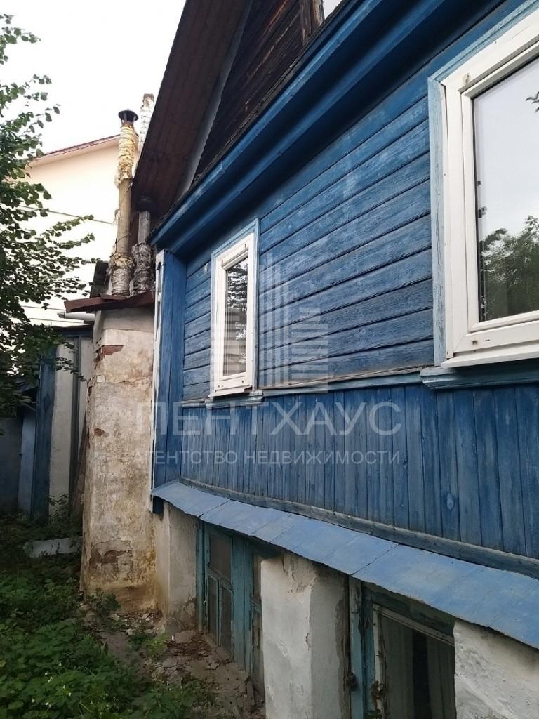 г. Владимир, МЮДа ул., дом деревянный с участком 8.00 сотка на продажу