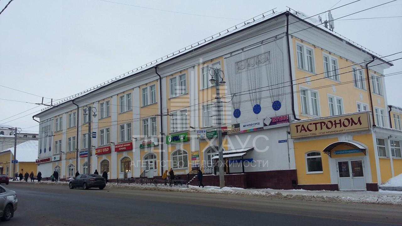 г. Владимир, Гагарина ул., 5,  в аренду