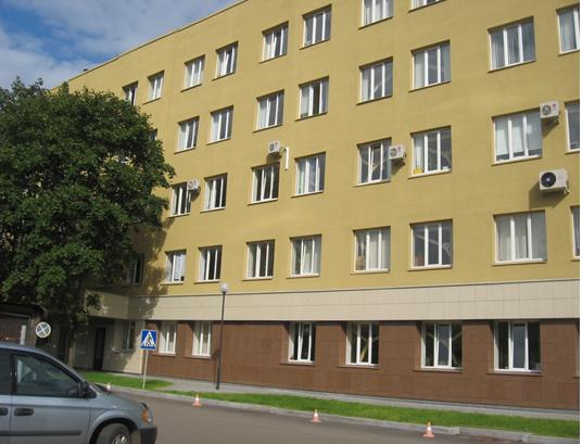 Санкт-Петербург, Обводного канала наб., 118, к 1, литера Б