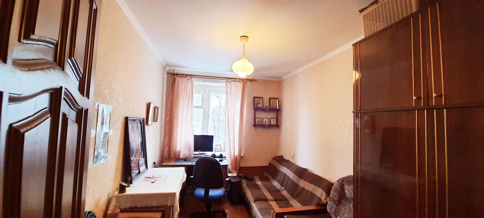 Продажа 3-комнатной квартиры Березовская ул., 91, Нижний Новгород