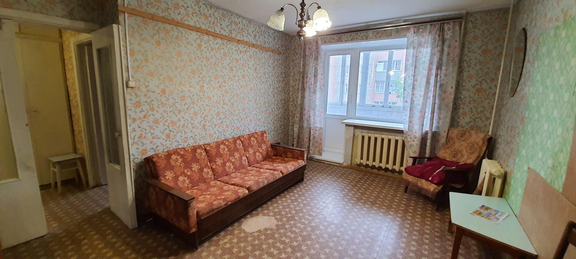 Продажа 2-комнатной квартиры Мельникова-Печерского ул., 4, Нижний Новгород