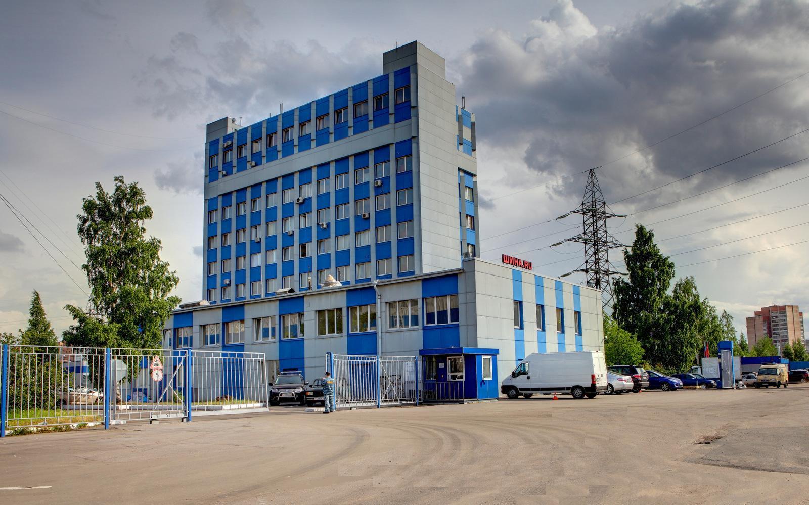 Санкт-Петербург, Домостроительная ул., 1