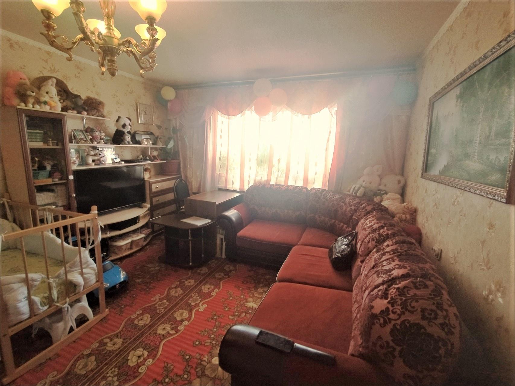 г. Владимир, Лакина ул., 139, к В, 1-к. квартира на продажу