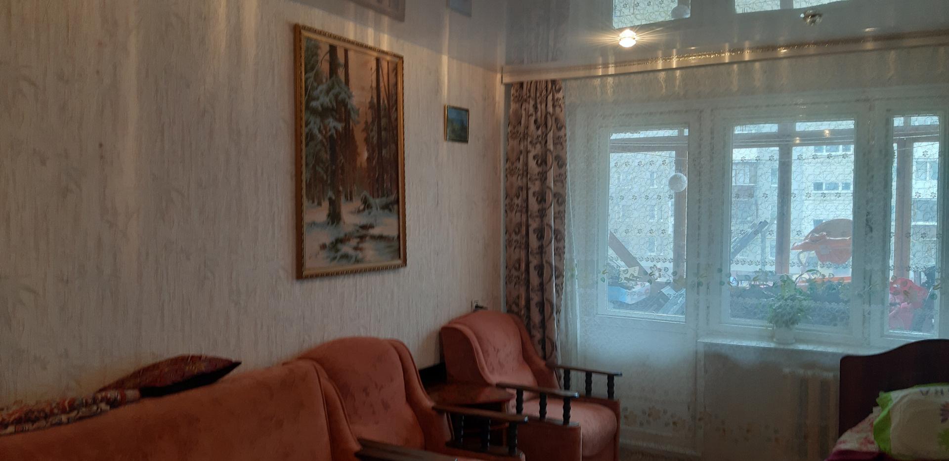 Продажа 2-комнатной квартиры Кораблестроителей проспект, 28, Нижний Новгород