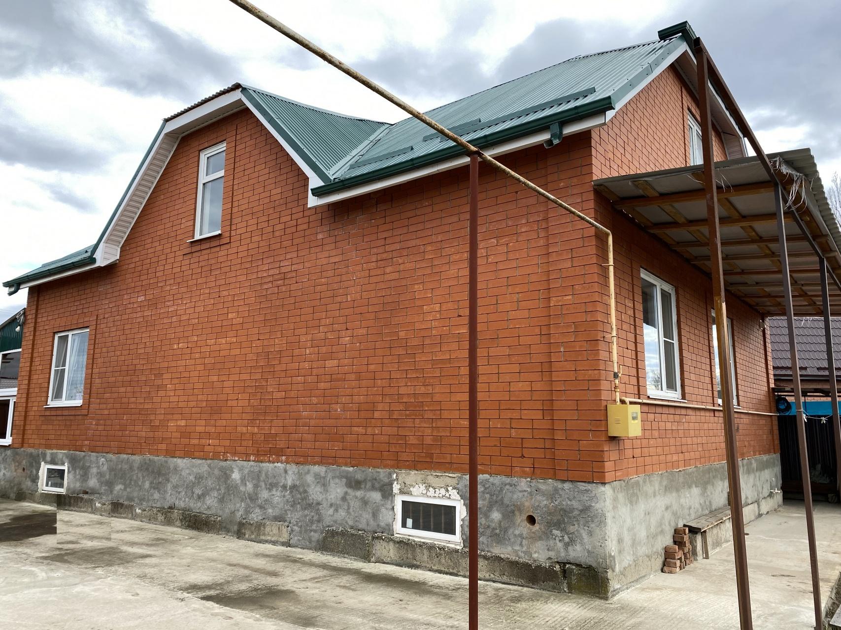 Дом в Гавердовский х. район