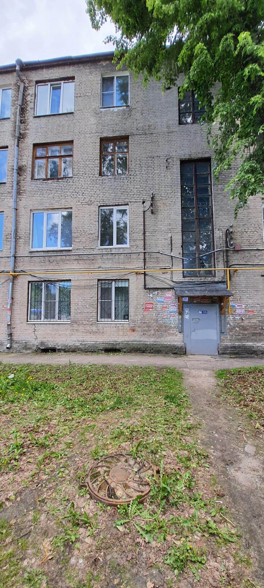Продажа 2-комнатной квартиры Героев проспект, 17, Нижний Новгород