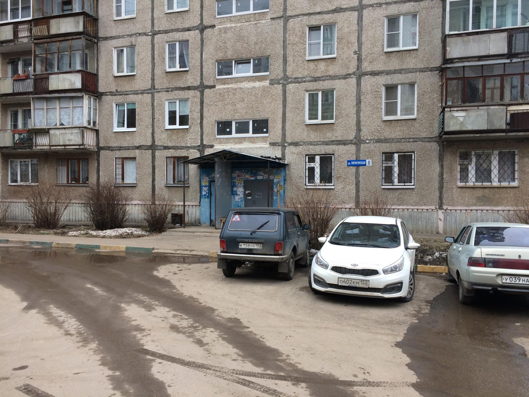 Продажа 2-комнатной квартиры Пятигорская ул., 8, Нижний Новгород