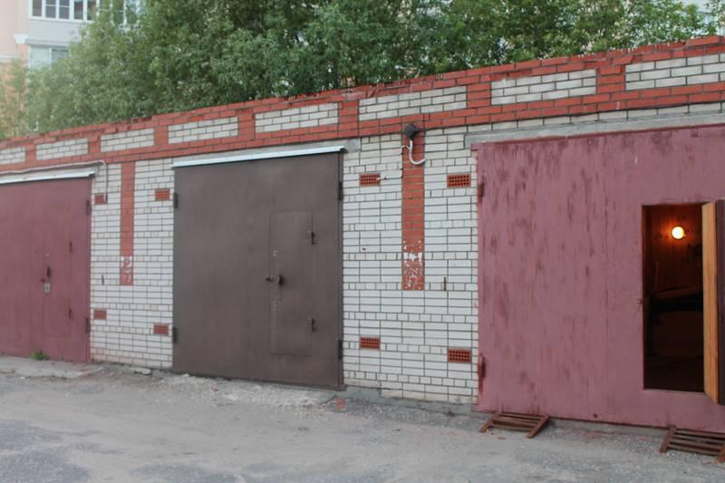 г. Владимир, Мира ул., гараж на продажу