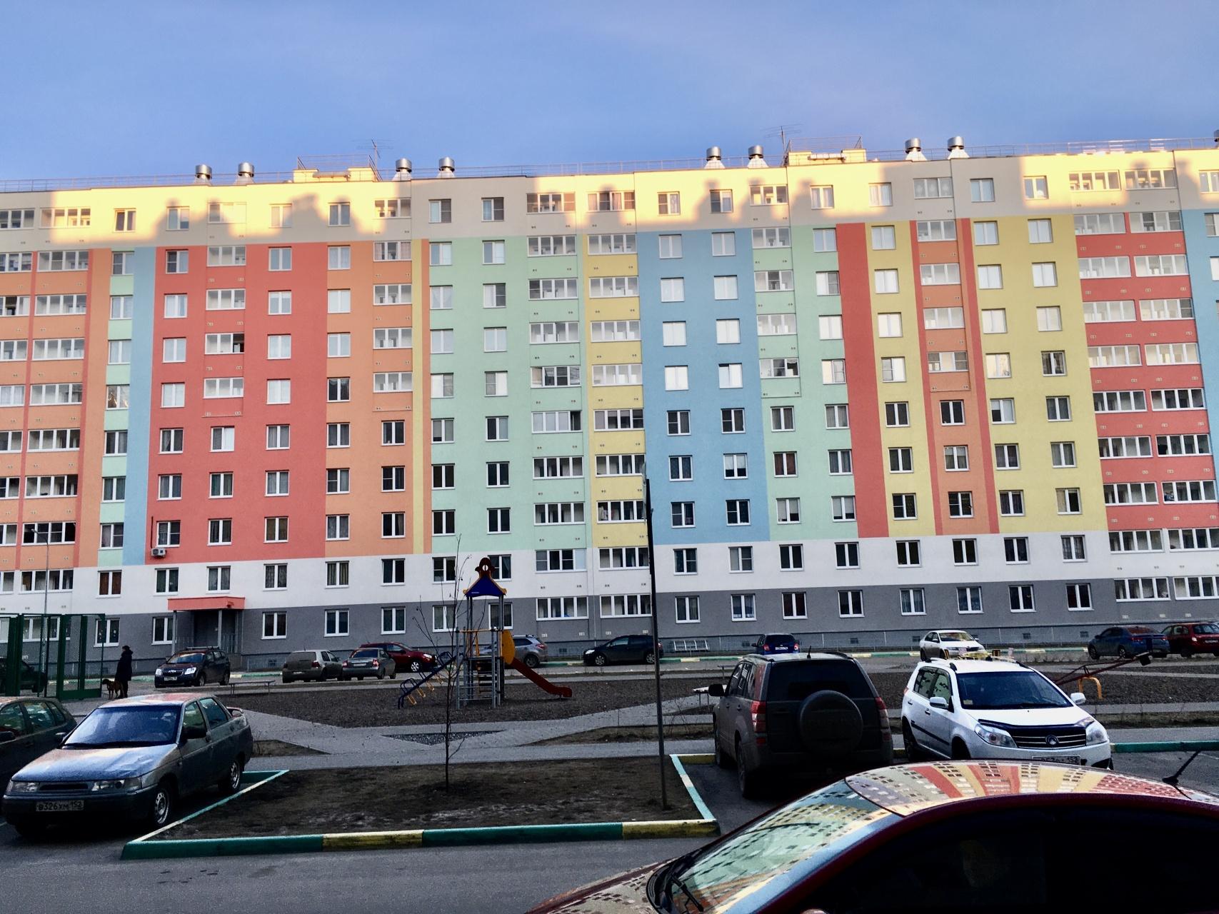 Продажа 1-комнатной квартиры Кораблестроителей проспект, 70, к 2, Нижний Новгород