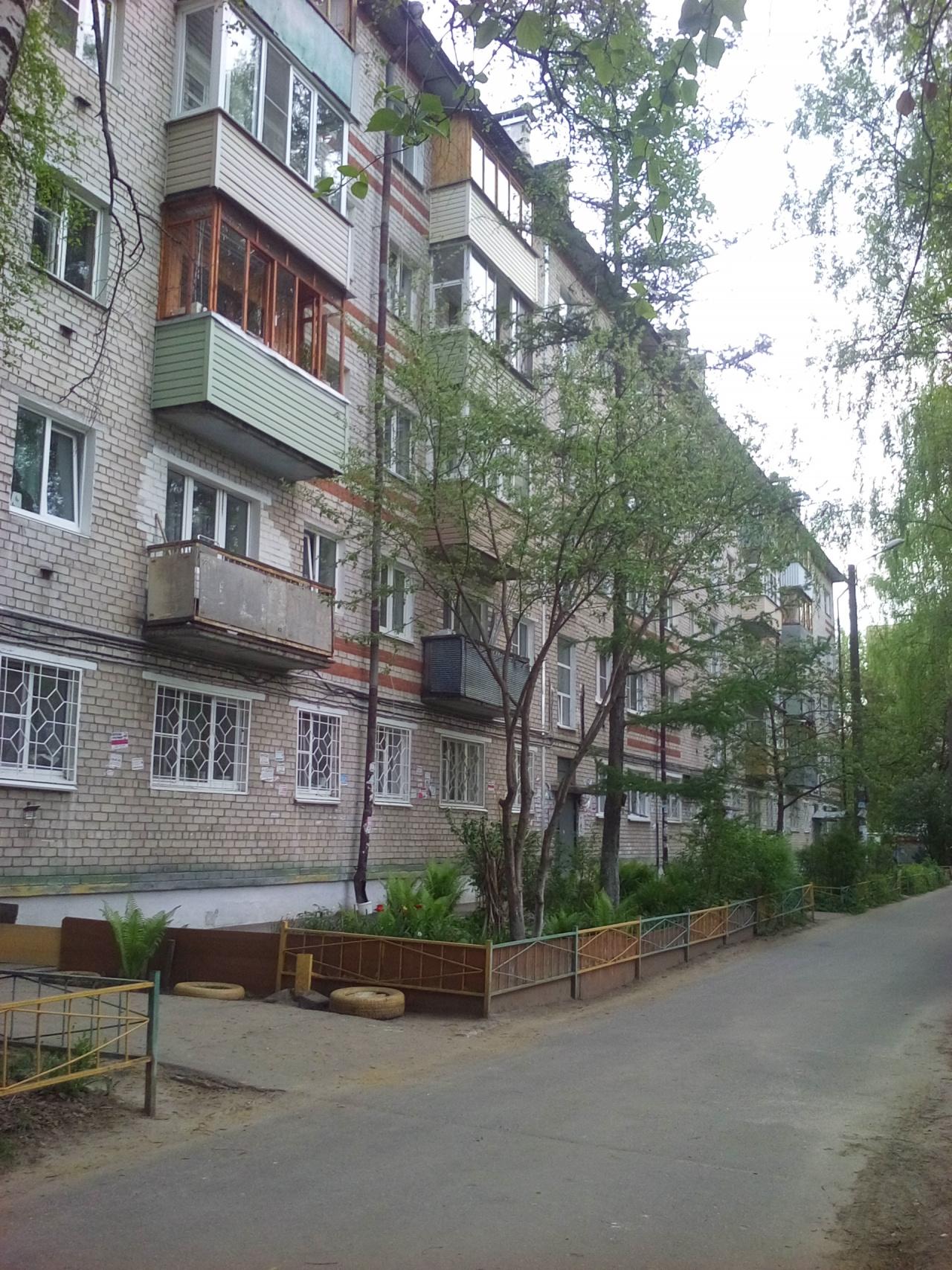 Продажа 1-комнатной квартиры Чаадаева ул., 34, Нижний Новгород