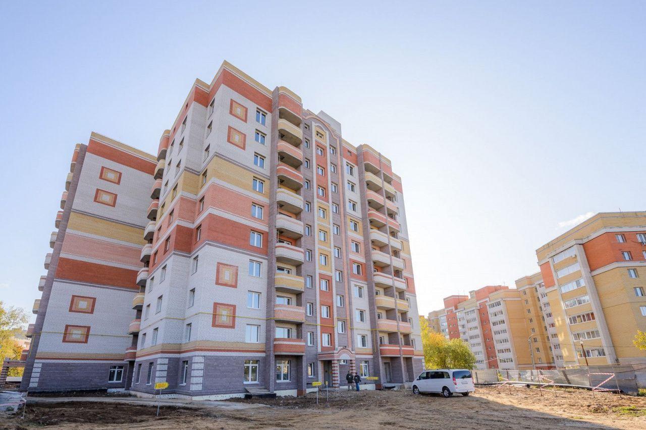 г. Владимир, Мира ул., 15Д, 1-к. квартира на продажу