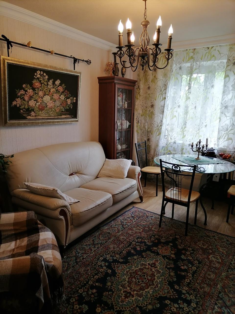 Продажа 3-комнатной квартиры Культуры ул., 8, Нижний Новгород
