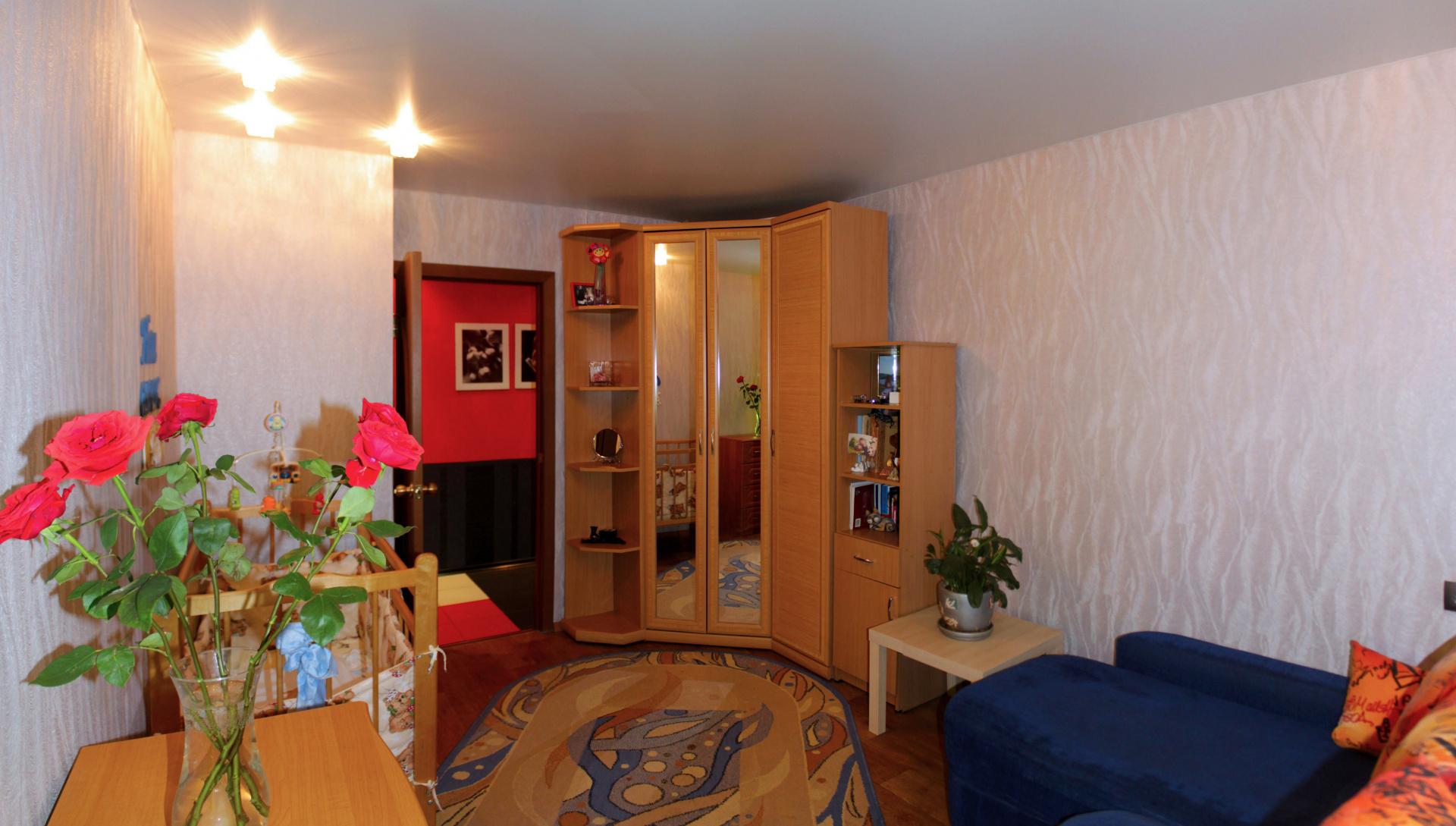 Продажа 3-комнатной квартиры Лесной городок, 2, Нижний Новгород