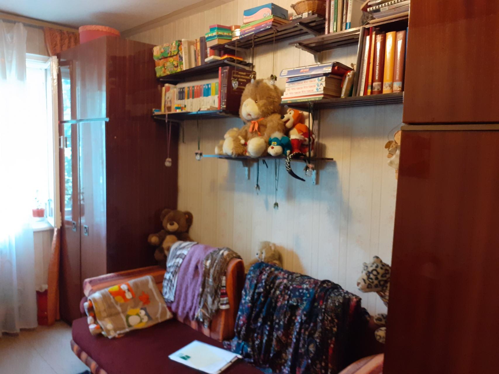 Продажа 2-комнатной квартиры Культуры ул., 5, Нижний Новгород