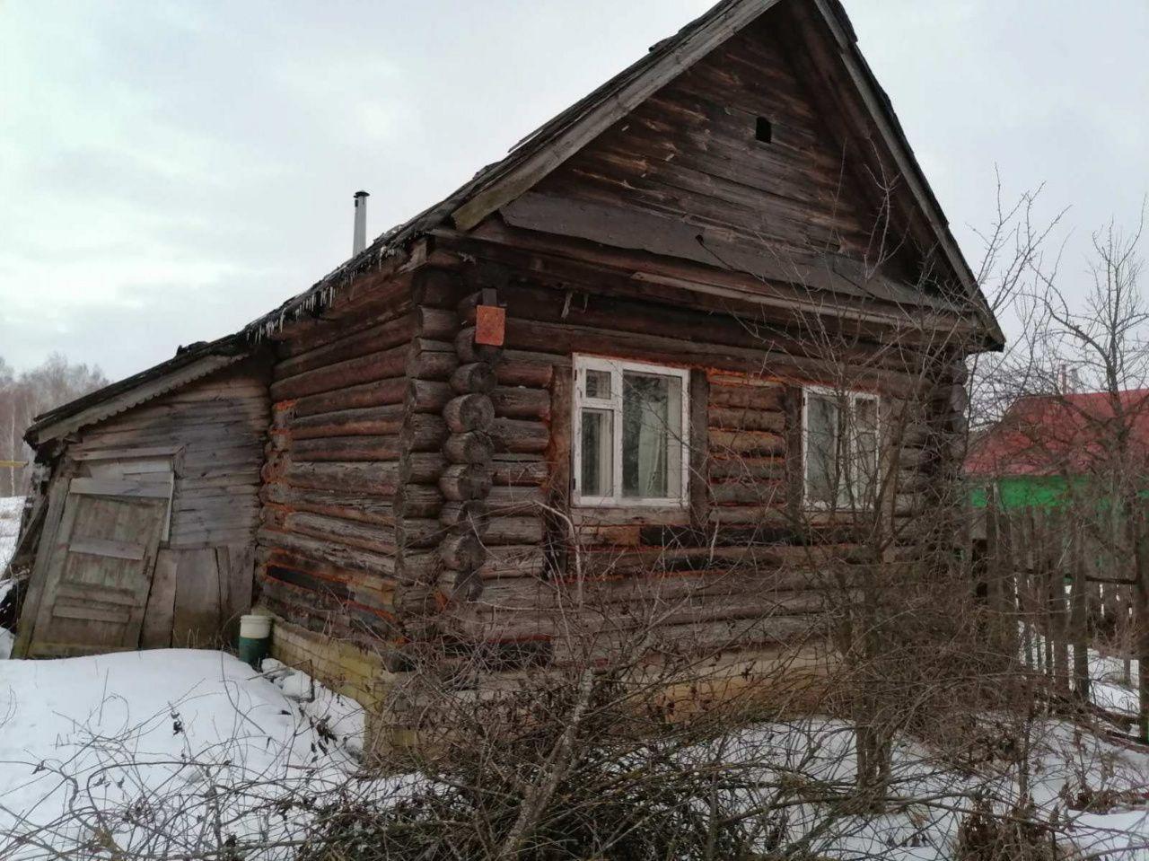 Берково д., , дом деревянный с участком 32.00 сотка на продажу