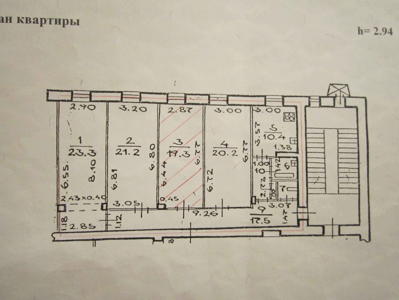 Купить комнату Санкт-Петербург, Малая Подьяческая ул., 3