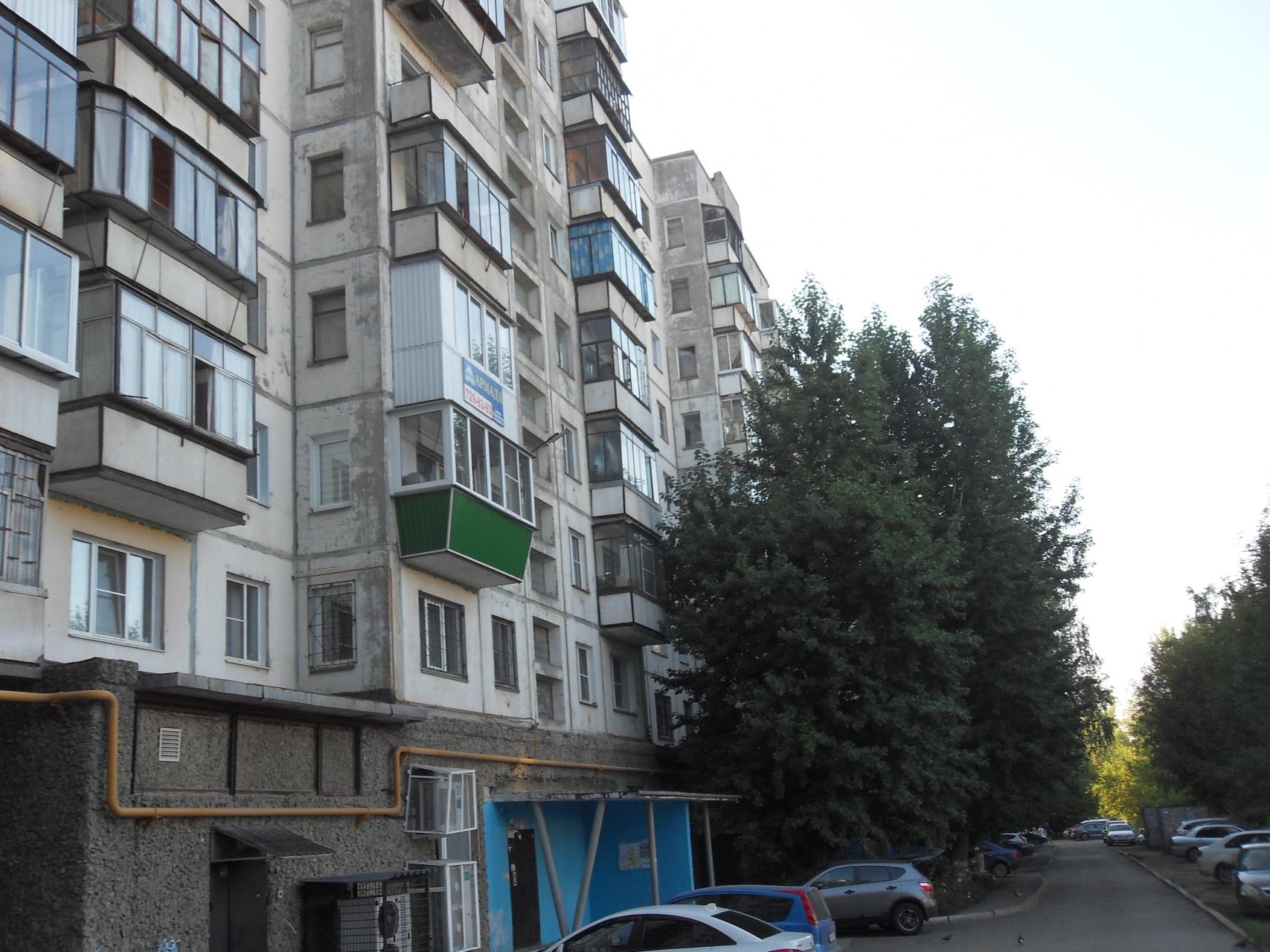 1к. квартира Комсомольский проспект 26