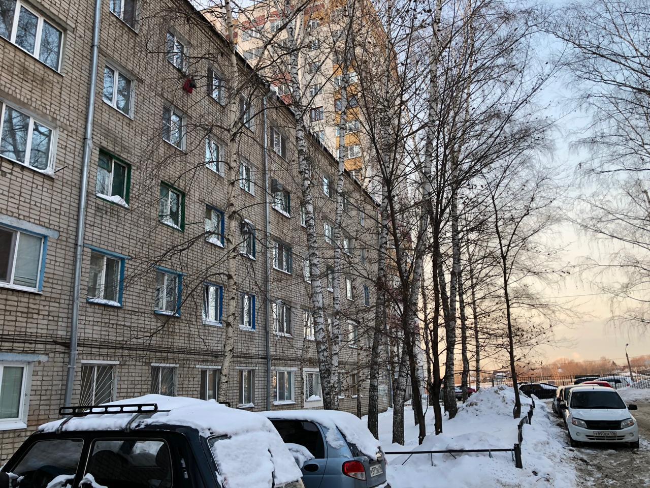 Продажа 2-к квартиры Даурская 2-я ул., д.2