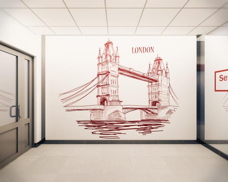 Лондон 14