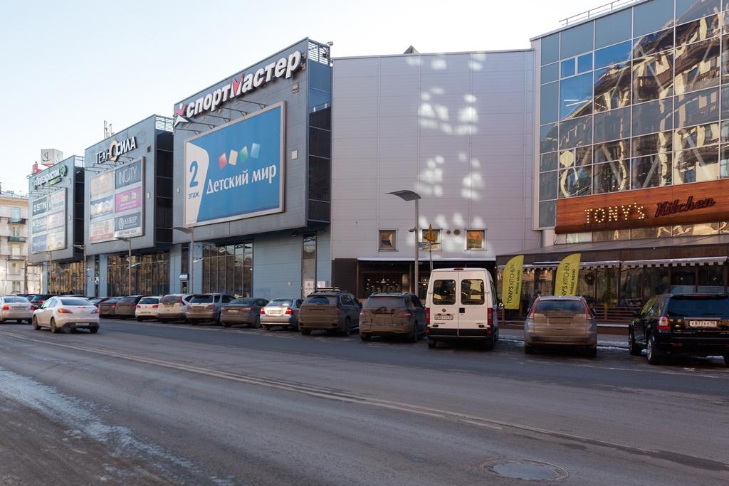 Санкт-Петербург, Малый В.О. пр-кт., 88, литера А