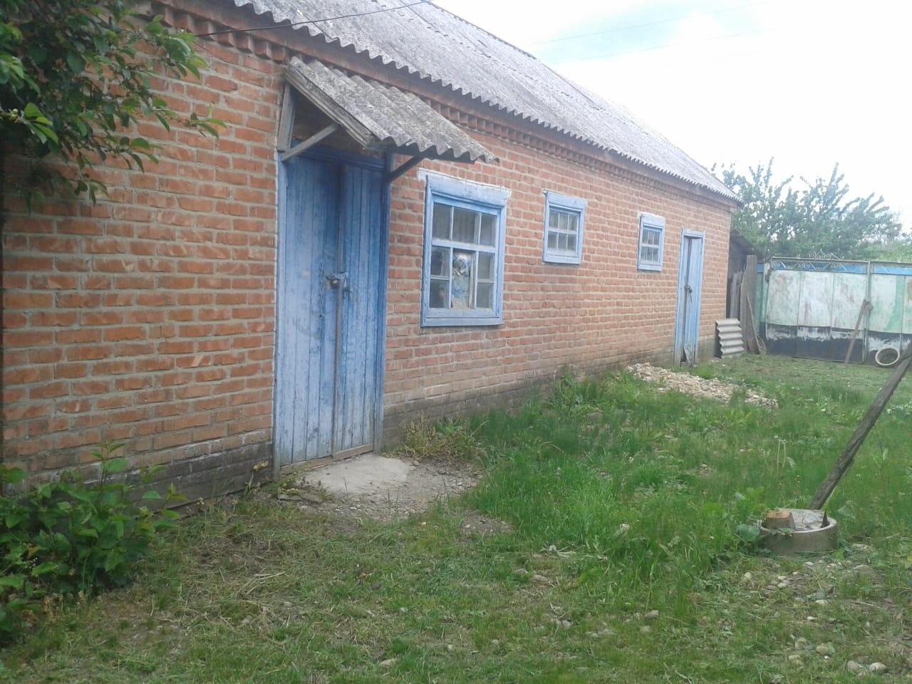 Дом в Пшизов аул. район