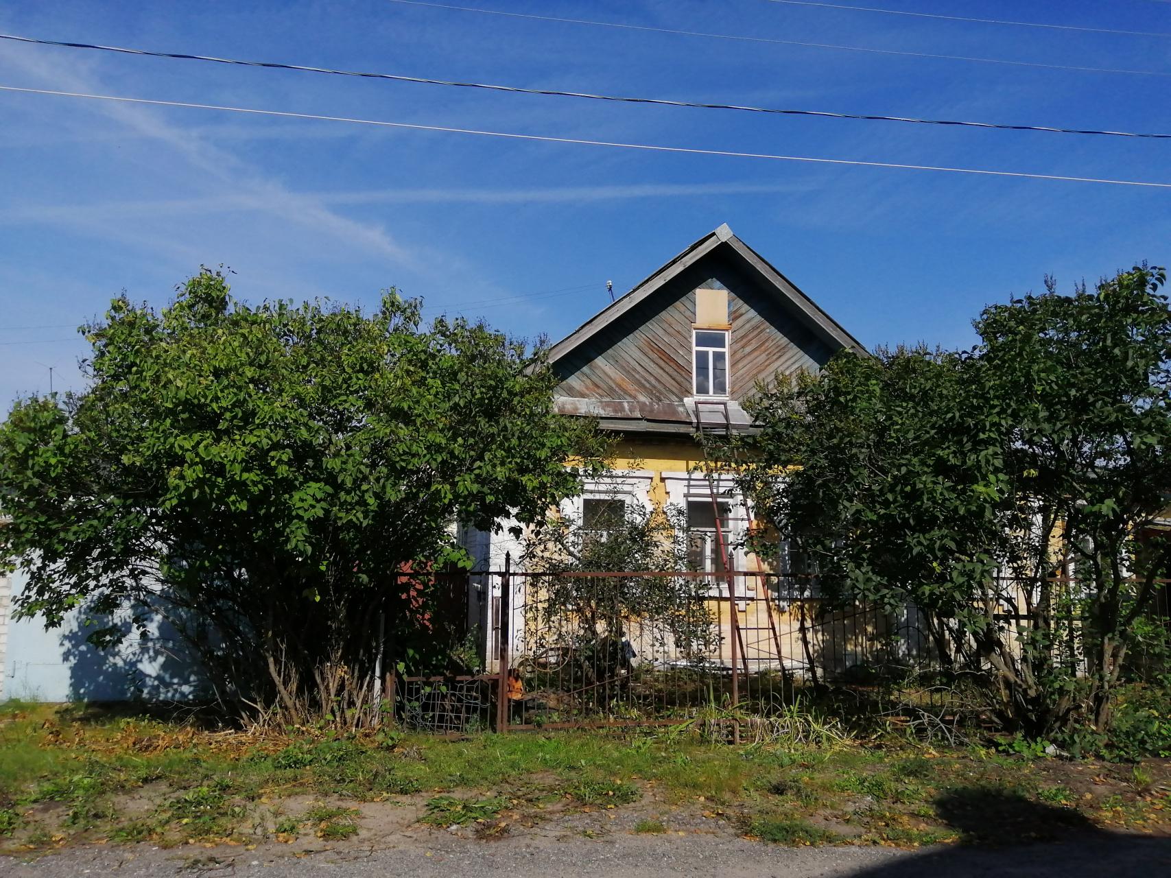 Продажа части дома Александра Невского ул., 26, Нижний Новгород